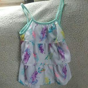 Other - Beautiful 4t summer shirt